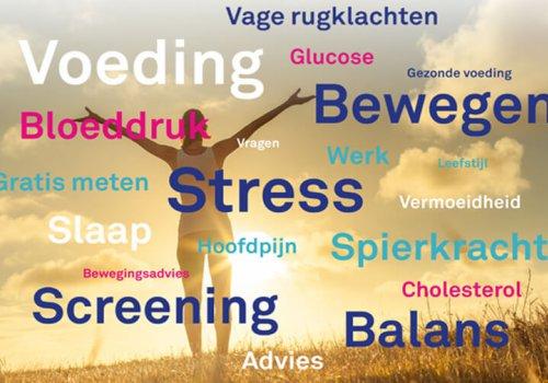 Vrijdag 13 maart - Gezondheidsdag- afgelast